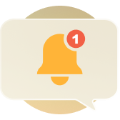 Sendtalk opt, notifications and alerts