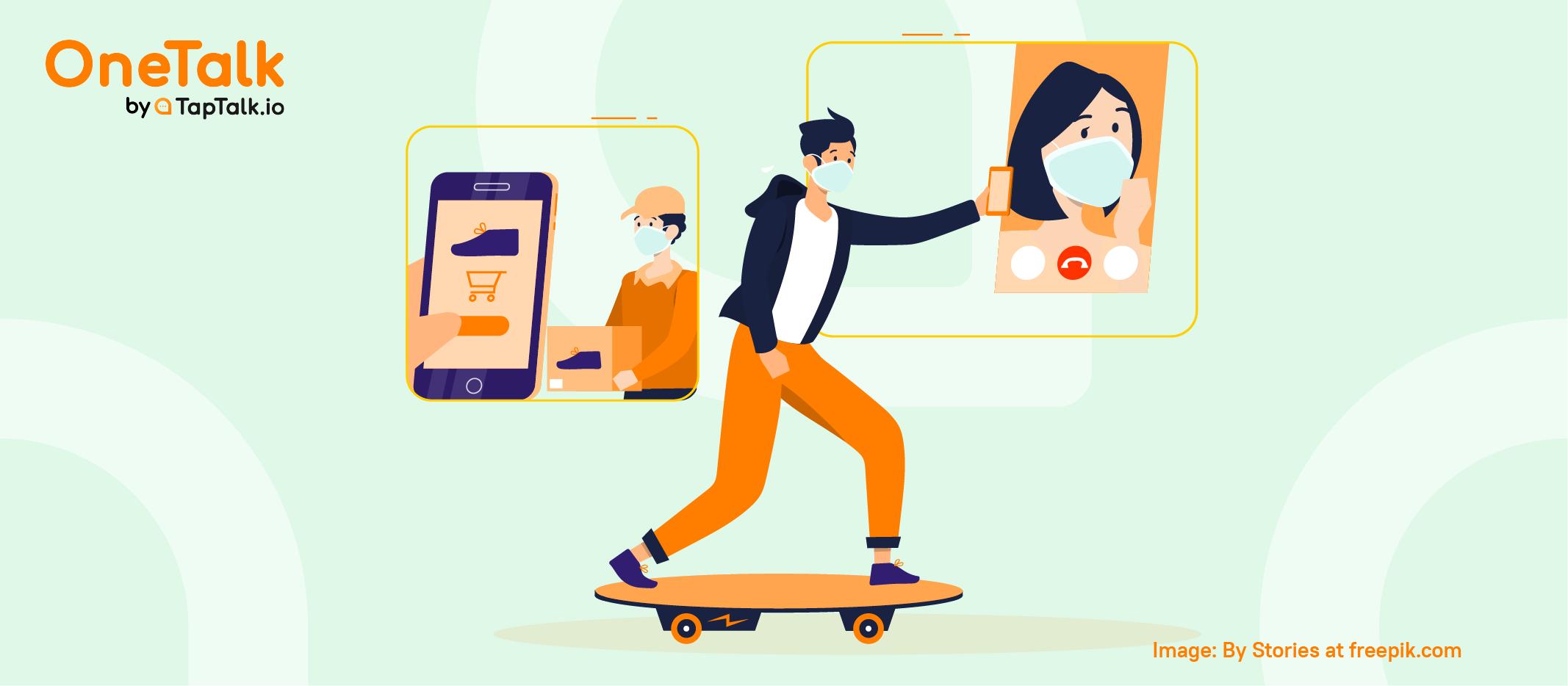Menggunakan Teknologi Untuk Membantu Bisnis Di Era New Normal