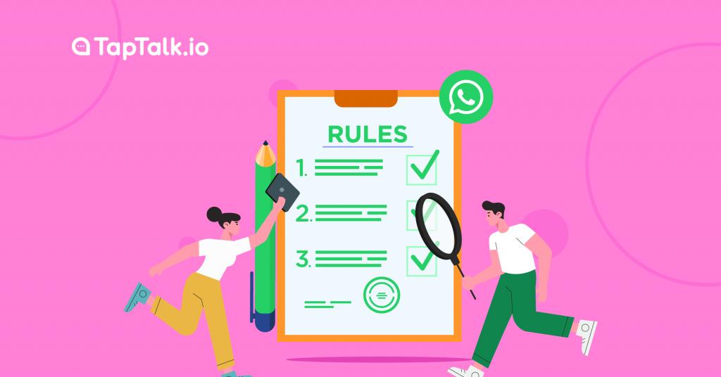 aturan whatsapp