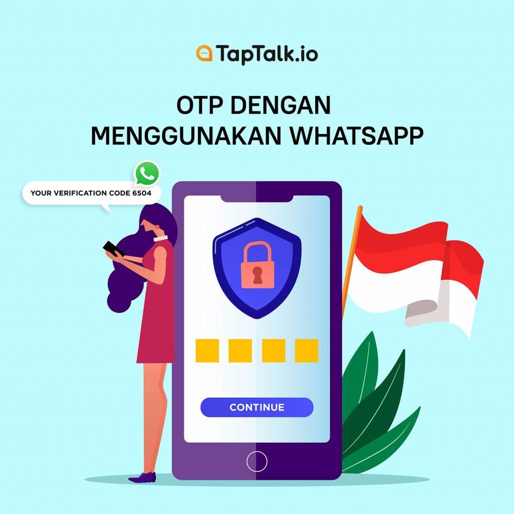 otp whatsapp