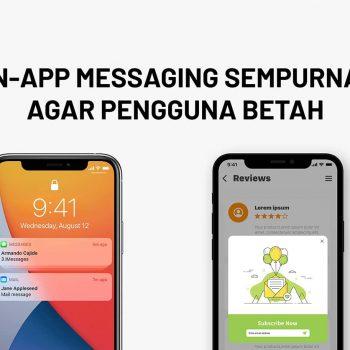 in-app messaging sempurna