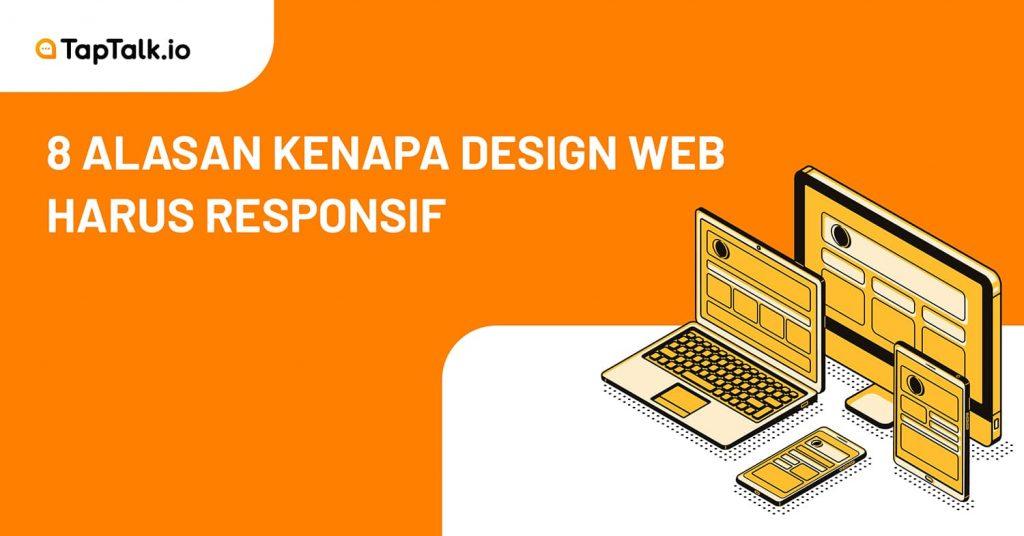 website desain yang responsif