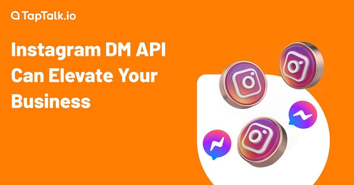 Gunakan Instagram DM API Untuk Tingkatkan Bisnis Anda