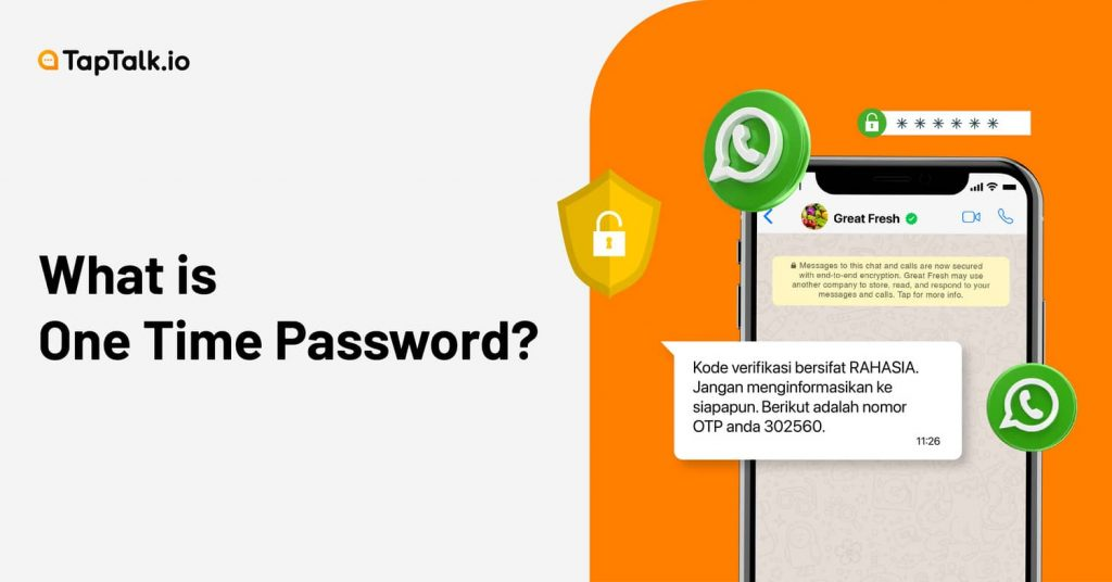 what is one time password