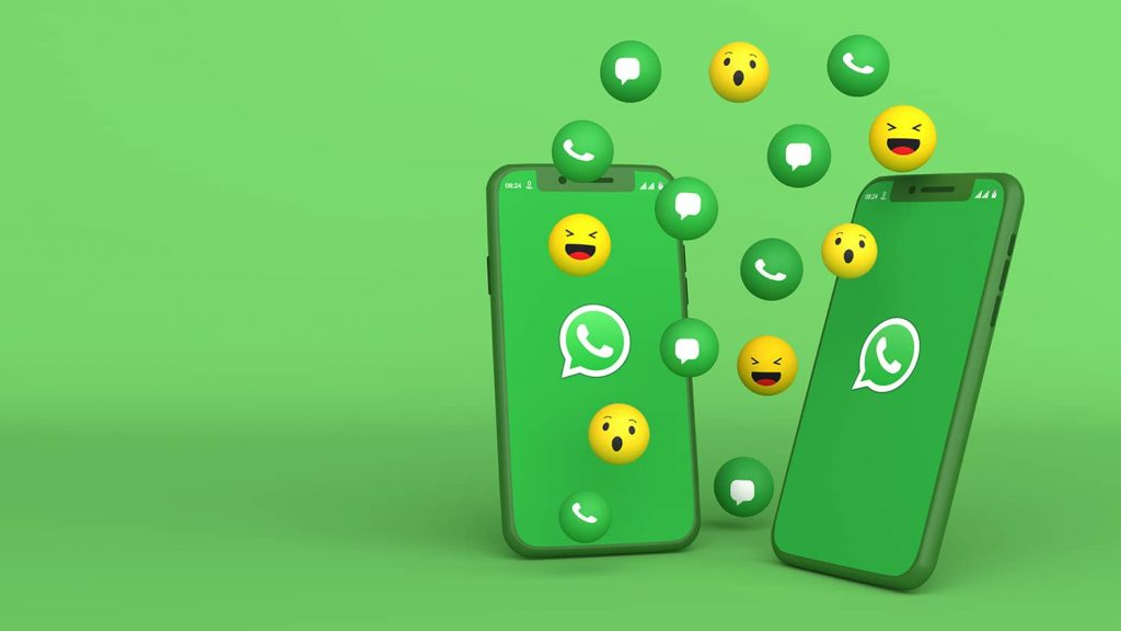 human touch in whatsapp messages